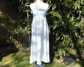 Elegant Vintage Inspired Nightgown by Petticoat Jane