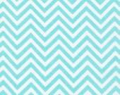 Robert Kaufman Fabric Anne Kelle Remix Water Chevron - One Yard