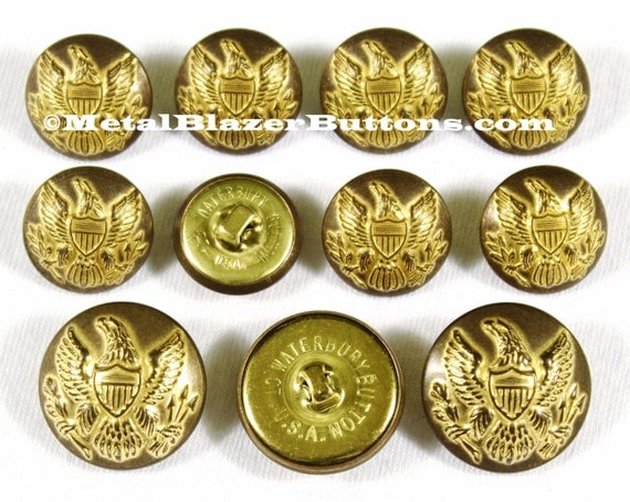 Dating eagle buttons
