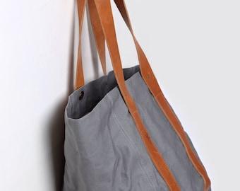Land Girls Bag - Smoke Grey