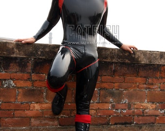 Kelvin-catsuit / Tight&Cool Man Latex Catsuit