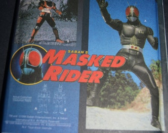 Simplicity 7389 Kids Saban Masked Rider  Sewing Pattern - UNCUT - Sizes 3 4 5 6 7 8
