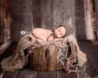 Newborns Photo Prop Baby Burlap Blanket Newborn Baby Photo Prop Baby Photo Prop Newborn Photo Props Baby Photo Props Layering Burlap Prop