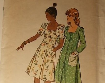 Vintage Butterick Pattern 4115 Size 10