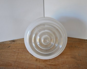 Vintage Milk Glass Shade