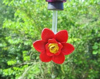 Hummingbird feeder tubes....set of 6 (#627)