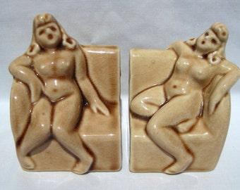 Naked lady salt shaker