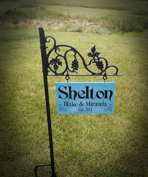 personalized yard signs gift ideas garden signs