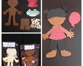 Paper doll set (2)