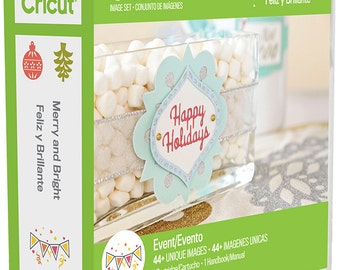 Merry and Bright, NEW Cricut Cartridge