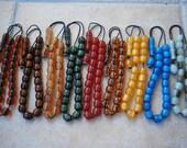 Various GREEK KOMBOLOI worry beads resin rope begleri Kabbalah Tasbih Misbaha handra mati Greece