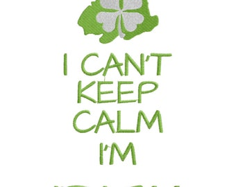 Keep Calm, I can't!