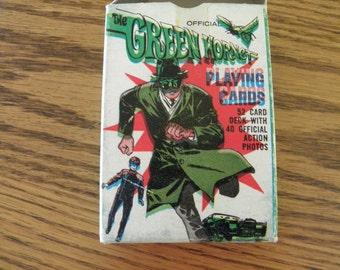 1966 Green Hornet Deck of Cards