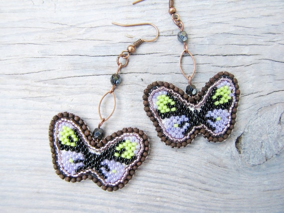 Boho Dangle Earrings, bohemian