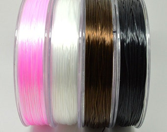 Japan Hight Quality  Crystal  Elastic Cord  100 Meter