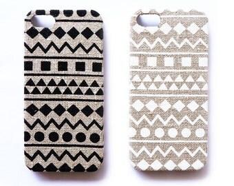 FABRIC - Ethnic iPhone 6 case, Geometric iPhone 5 case,  iPhone 5c case, Tribal iPhone case