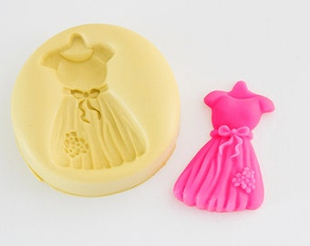 Dress Silicone Mold