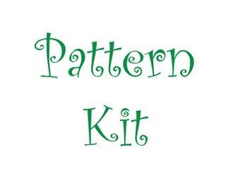 Crochet Pattern Kit