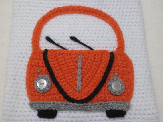 Amigurumi Beetle : volkswagen vw by millionbells crocheting pattern Car Tuning