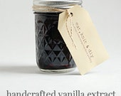Hand crafted Vanilla Extract