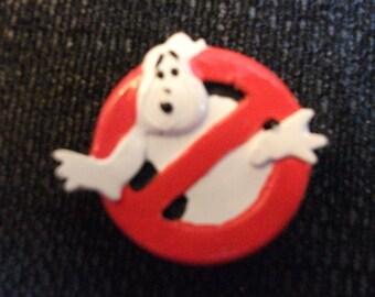 Ghostbuster Magnet, Handmade.