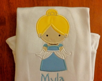 Princess Applique Shirt
