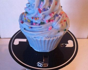 Natural Handmade Cupcake Soap