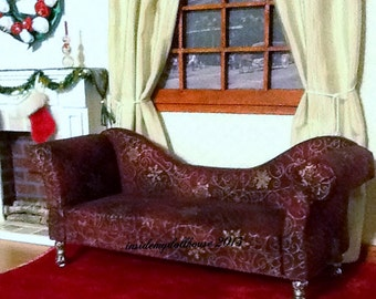 Day Sofa for Barbie Blythe or Monster High Dolls