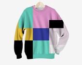 Tile Harmony Sweatshirt