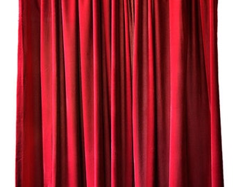 Curtains 108 Inch Etsy