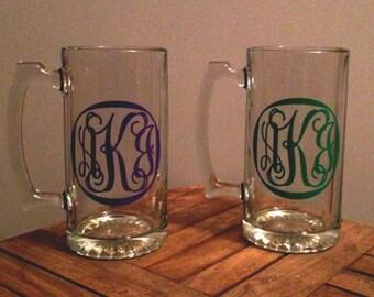 Personalized/Monogrammed Beer Mug