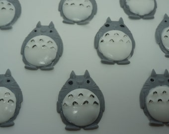 12 Totoro Soap Party Favors WITH or WITHOUT tags and ribbons.