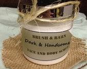 Dark And Handsome Facial and Body Scrub and Exfoliate - BrushBarn
