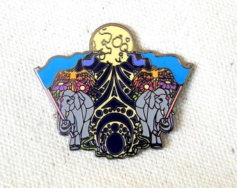 Bassnectar Hat Pin - Parade into the Centuries