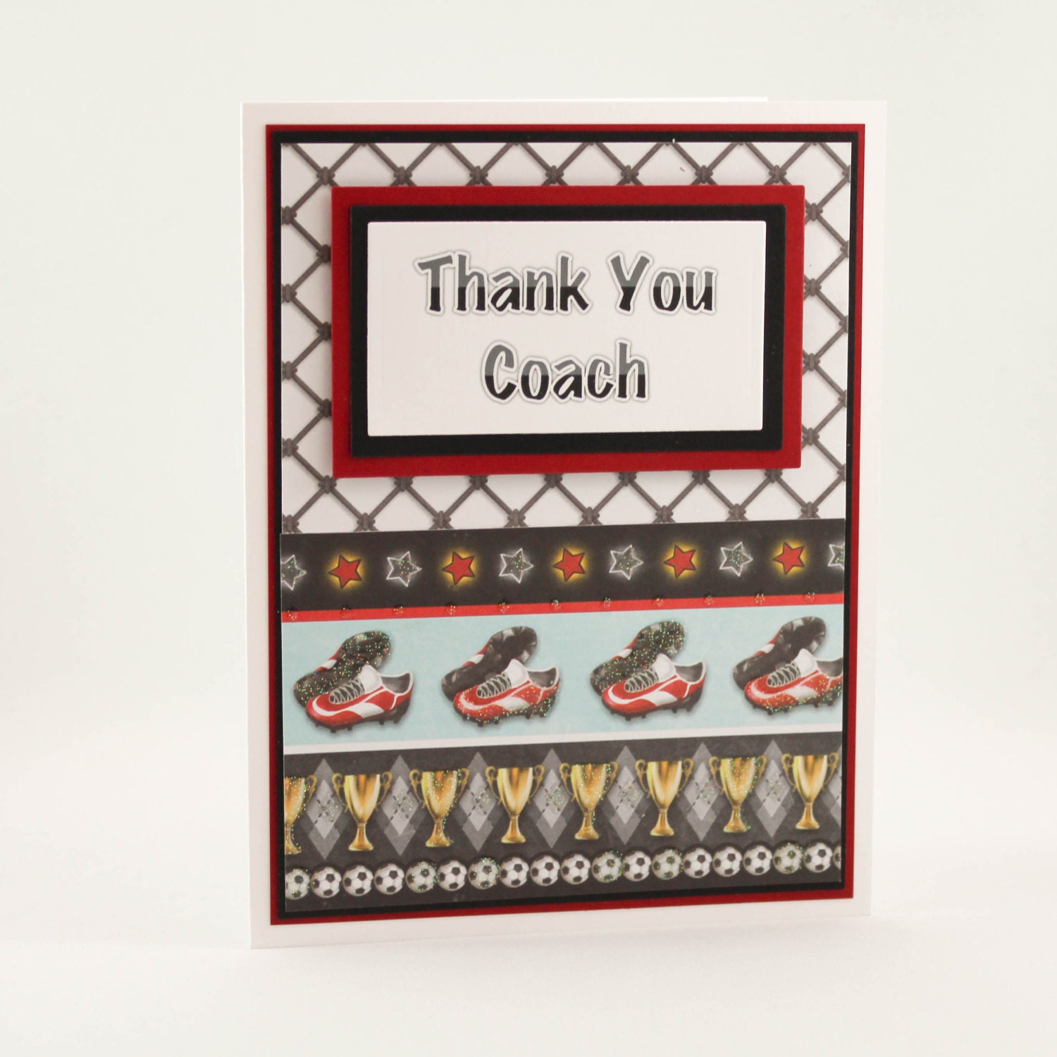 hockey coach cards greeting photo cards zazzle