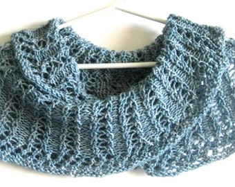 Wrapped In Lace Knitting Pattern pdf
