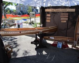 14 foot Solo Canoe, Model Pintail