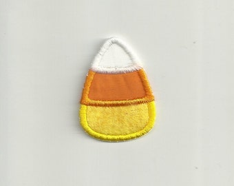 Large Candy Corn Patch! Custom Made!