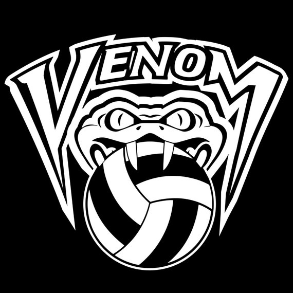 Virginia Venom Volleyball Sports By OliverphotoGraphics On