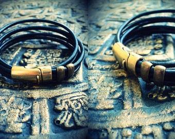 Simple plus bracelet.