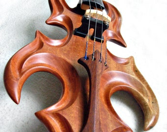 Handcrafted Electric Cello (***Made to order***)