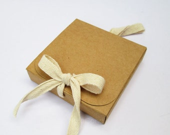 Bulk Brown Kraft Box, Gift Box, Small Favor Box Set of 100