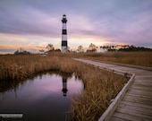 Reflection | Bodie Island Lighthouse