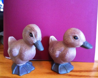 A Pair of Artline, Inc.1992 No. 6041 Duck Ducklings