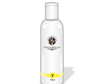 100ml Inkedibles Edible Ink Refill Bottle Epson (Yellow 3.5 oz)