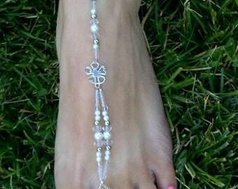 1 Bottomless sandal anklet