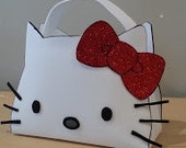 12 Hello Kitty Party Favor Bags Goody Bags