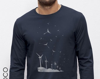Seeds of the Future long sleeves t shirt ecoLoco
