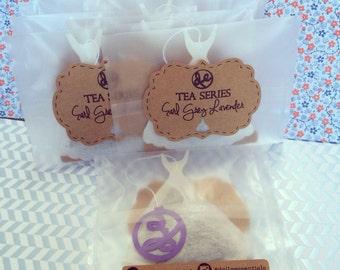 Wedding Dress shaped Tea Bag