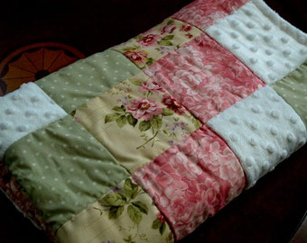 Items Similar To Toddler Crib Size Baby Blanket You Pick